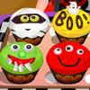 Halloween Spooky Cupcakes - Halloween Cooking Games