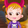 Baby Hazel Halloween Castle - Halloween Games For Kids