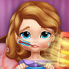 Sofia The First Flu - Online Doctor Games