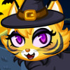 Purrfect Kitten Halloween - Online Halloween Games