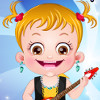Baby Hazel Rockstar Dressup - Baby Hazel Dress Up Games