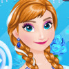 Anna's Frosty Makeup - Make Up Games For Girls