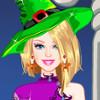 Barbie Halloween Princess  - Barbie Dress Up Games