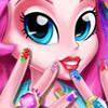 Pinkie Pie Nail Spa - Nail Spa Games