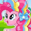 Pinkie Pie Rainbow - My Little Pony Games