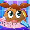 Messy Pou Girl - Fun Pou Caring Games