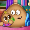 Pou Has A Baby - Baby Caring Games