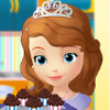 Sofia Cooking Muffins - Cooking Games For Girls