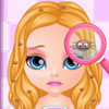 Baby Barbie Lice Attack - Baby Barbie Simulation Games
