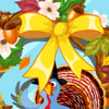 Thanksgiving Wreath - Thanksgiving Decoration Games