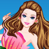Flower Inspired Dresses - Fantasy Dress Up Games