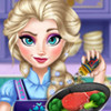 Elsa Real Cooking - Real Cooking Games