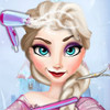 Elsa Hair Salon - Hair Salon Games