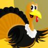 Flappy Turkey - Thanksgiving Skill Games