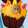 Thanksgiving Cupcakes  - Thanksgiving Cooking Games