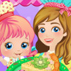 Mommy And Me Cooking Pie - Pie Cooking Games For Girls