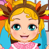 Baby Girl Thanksgiving - Baby Care Games For Girls