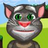 Talking Tom Jump Adventure - Skill Games For Kids