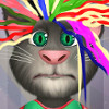 Talking Tom Hair Salon - Talking Tom Games For Girls