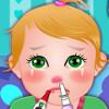 Baby Juliet Got The Flu - Baby Doctor Games