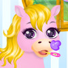 Pet Doctor: Baby Unicorn - Pet Doctor Games