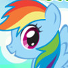 Rainbow Dash's Style - My Little Pony Games