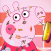 Messy Peppa Pig - Peppa Pig Games