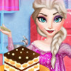 Elsa Cooking Tiramisu  - Fun Cooking Games