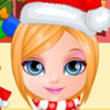 Baby Barbie Christmas Prep - Fun Christmas Games
