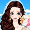 Bridal Hair Salon - Bride Makeover Games