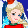 Elsa's Christmas Sweater - Christmas Dress Up Games
