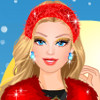 Barbie Winter Fashionista  - Barbie Dress Up Games