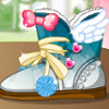 Design Your Winter Boots  - Design Games For Girls