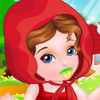 Baby Red Riding Hood - Baby Caring Games