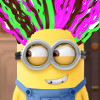 Minion At The Hair Salon - Play Hair Salon Games