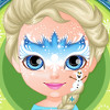 Barbie Frozen Face Painting - Face Painting Games