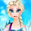 Elsa Winter Fun - Fun Skill Games For Girls