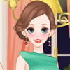 Stylish Evening Dresses - Free Dress Up Games