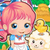Baby Alice Farm Life - Farm Simulation Games