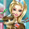Kitty Rescue Vet  - Animal Doctor Games