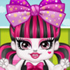 Draculaura And Frankie - Baby Care Games