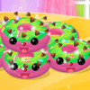Cute Donuts Maker - Food Decoration Games