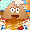 Pou Cooking Pancakes - Pou Cooking Games