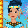 Pocahonta's Wedding  - Princess Wedding Games