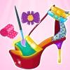 Cinderella Shoes Designer  - Shoe Designer Games