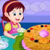Baking Apple Cake  - Cake Cooking Games