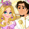 Rapunzel's Wedding Dress - Wedding Games For Girls