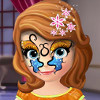 Sofia The First Face Tattoo - Face Tattoo Games