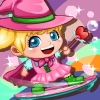 Magic Surfer Girl - Free Skills Games