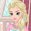 Elsa Love Statement Necklace  - Decoration Games For Girls